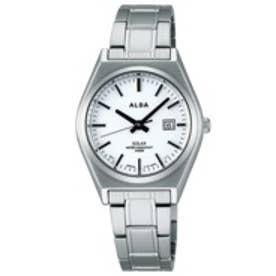 SEIKO アルバ ALBA アルバソーラー ペア 腕時計 国産 レディース AEGD536
