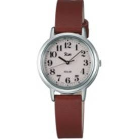 SEIKO アルバ ALBA リキ RIKI ソーラー 腕時計 国産 レディース AKQD018