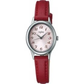 SEIKO アルバ ALBA ingenu カジュアルレザーバンドモデル 腕時計 国産 レディース AHJK420