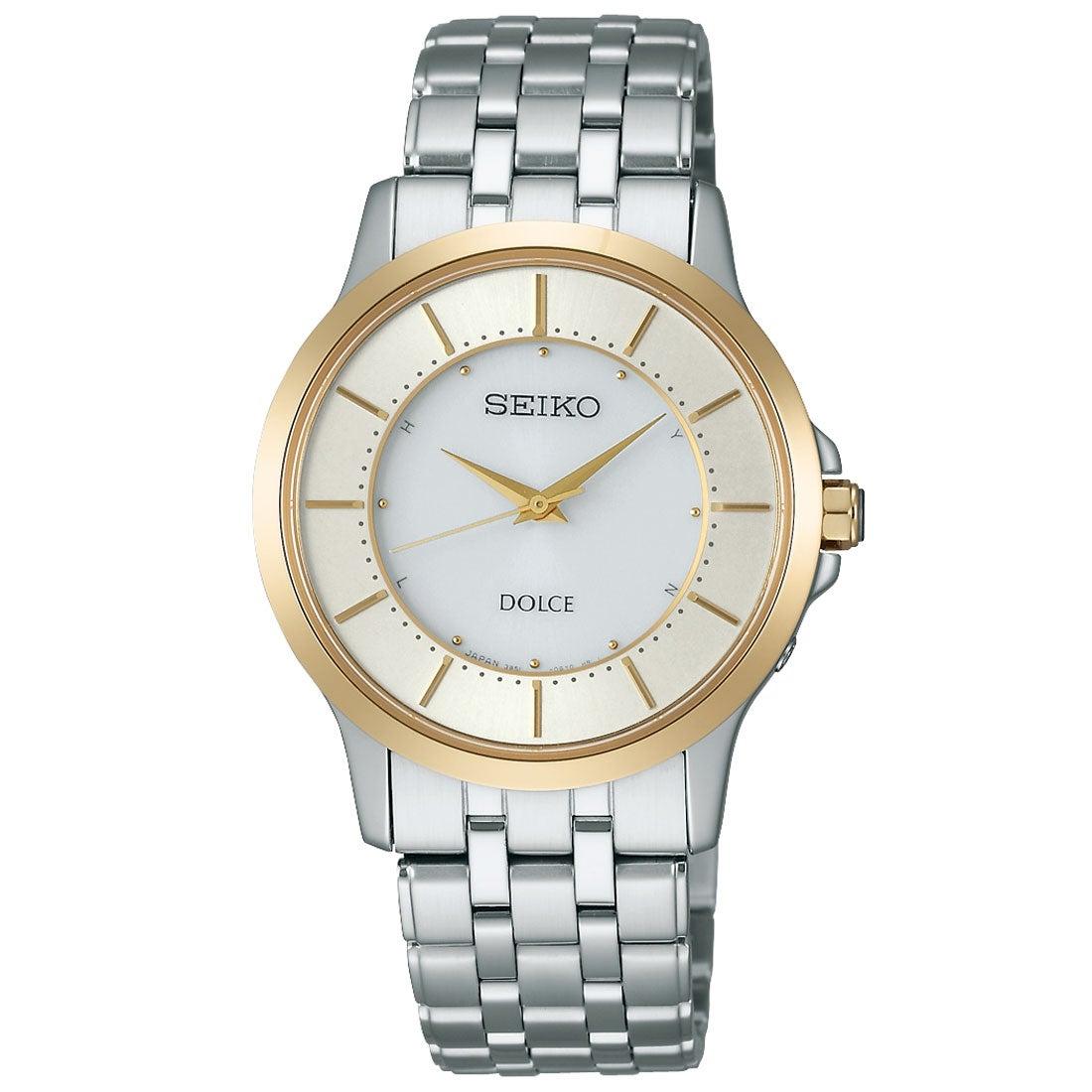 SEIKOドルチェユニセックス腕時計