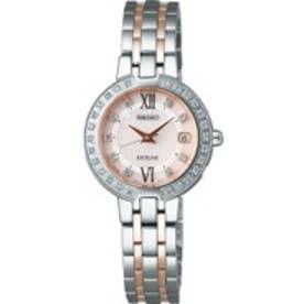 SEIKO ドルチェ アンド エクセリーヌ DOLCE & EXCELINE ソーラー電波修正 国産 腕時計 レディース SWCW085