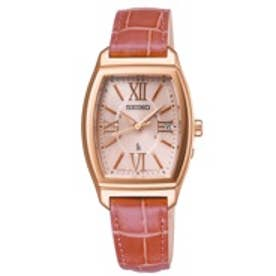 SEIKO ルキア LUKIA 腕時計 国産 レディース SSVW032
