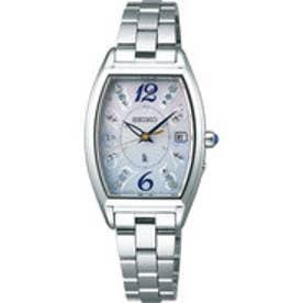 SEIKO ルキア LUKIA サマー限定 腕時計 国産 ソーラー電波 レディース