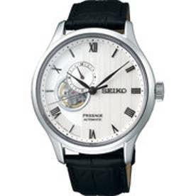SEIKO プレサージュ PRESAGE ベーシックライン 腕時計 国産 メカニカル 自動巻(手巻つき) メンズ