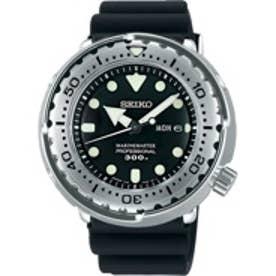 SEIKO プロスペックス PROSPEX MARINE MASTE 7C46 300m飽和潜水 メンズ SBBN033