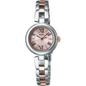 SEIKO ティセ TISSE ソーラー 腕時計 国産 レディース SWFA153