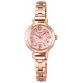 SEIKO ワイアード WIRED f(エフ) トリンドル玲奈 Special Edition 腕時計 国産 レディース AGED055