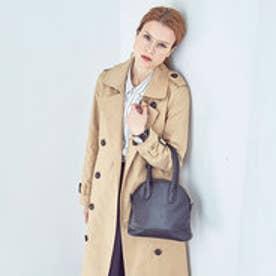 【アレンルージュ Allen Rouge】LEON/ waterproof leather 2WAY handbostonbag (BLACK)