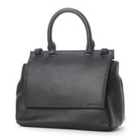 アレンルージュ Allen Rouge 【Allen Rouge/アレンルージュ】EDDIE/waterproof leathe rshoulder bag (BLACK)