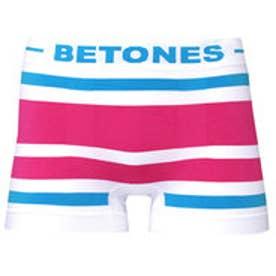 ビトーンズ BETONES 【massivestore】【BETONES】マルチカラーアンダーウェア (1 Blue*Pink)【返品不可商品】