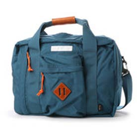【ワーム デザイン ラボ  worm design lab】DUFFLE BAG (M.BLUE)