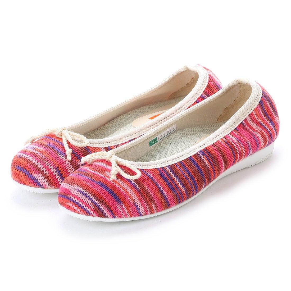 ロコンド 靴とファッションの通販サイトアルコジョイarcojoyウォーキング(レッド)