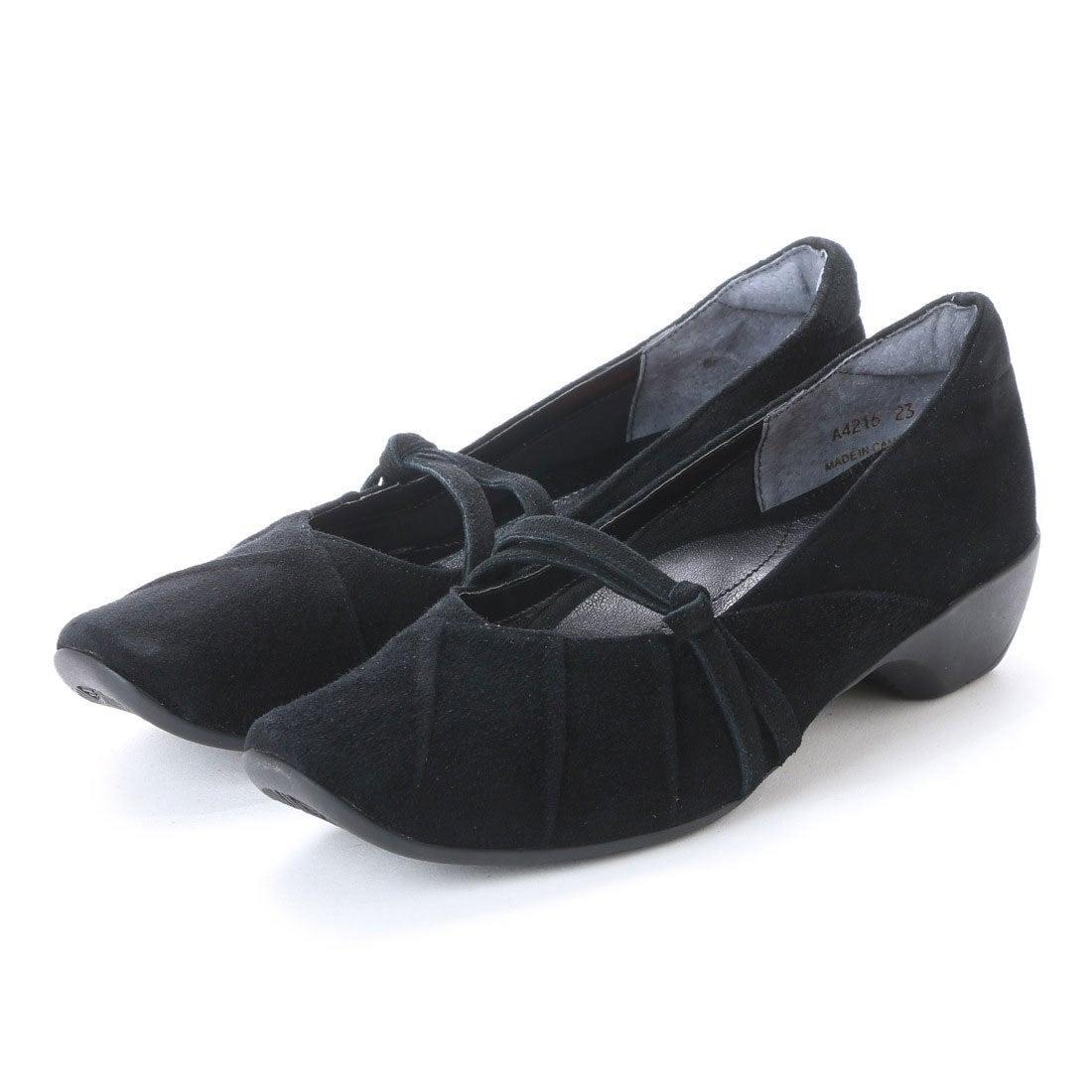 ロコンド 靴とファッションの通販サイトアルコジョイarcojoyウォーキング(ブラック)