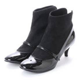 アンデコール UND'ECOR ショートブーツ (ブラック)