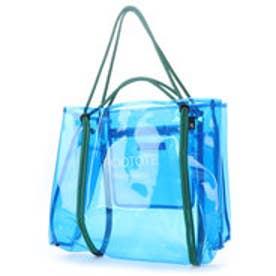 ルートート ROOTOTE SY.LAGUNA.ROO CLEAR-A BLUE (BLUE)
