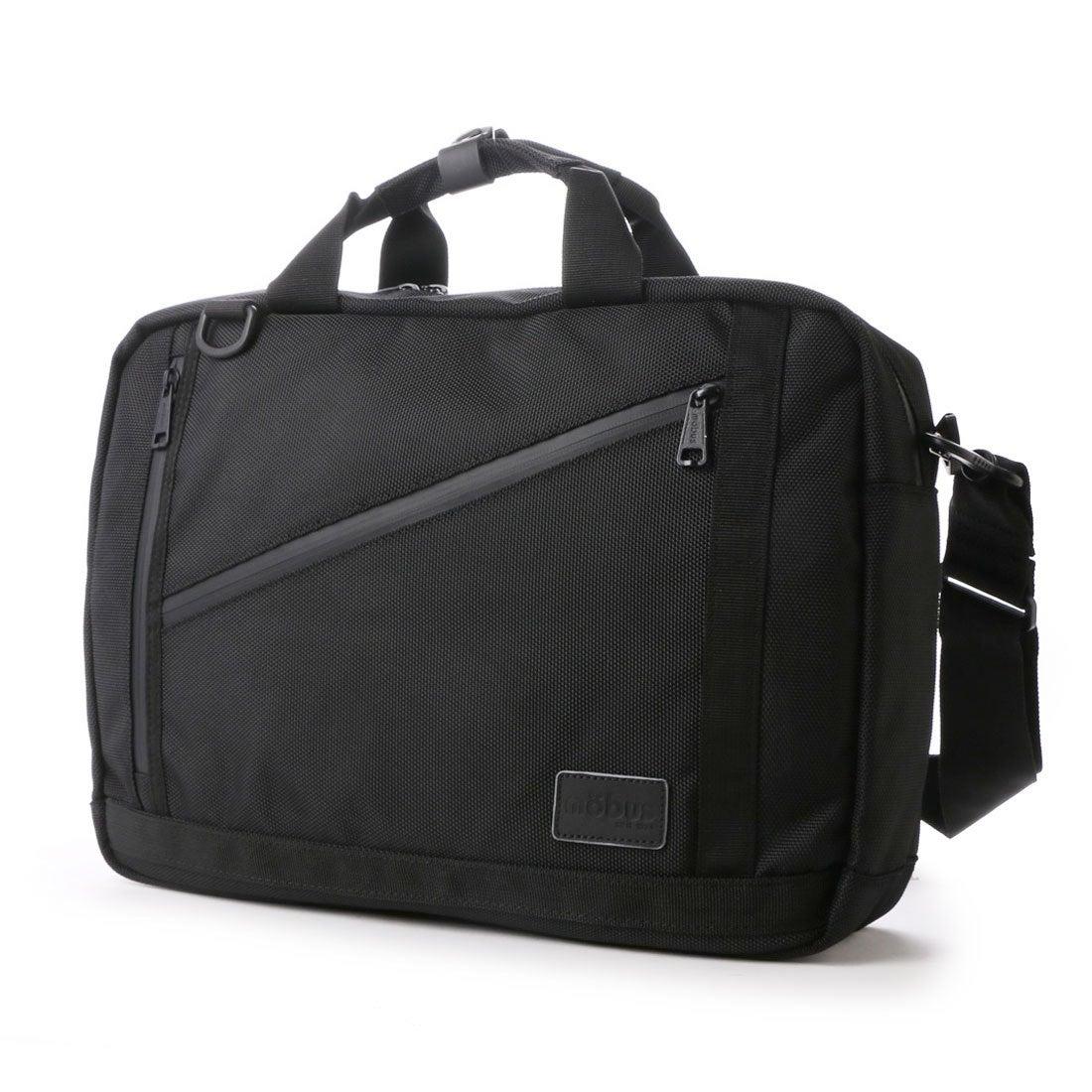 97cf73551411 モーブス mobus 3WAYビジネスブリーフバッグ (ブラック) -靴&ファッション通販 ロコンド〜自宅で試着、気軽に返品
