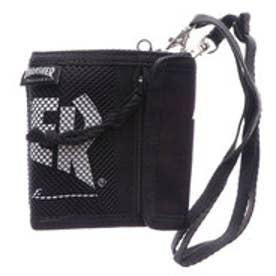 スラッシャー THRASHER THRASHER/スラッシャー 折財布/コインケース (ブラック)