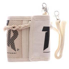 スラッシャー THRASHER THRASHER/スラッシャー 折財布/コインケース (ホワイト)