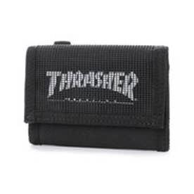 スラッシャー THRASHER 折財布 (ホワイト)