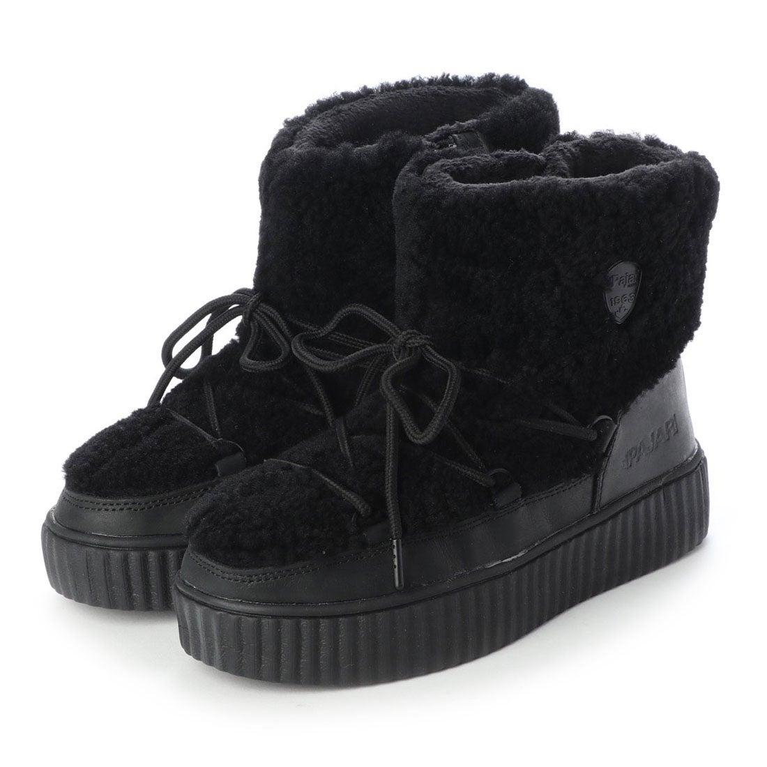 パジャール Pajar CERIA レディース防水防寒ブーツ ブラック (BLACK)