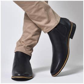 シュベック SVEC サイドゴアショーツブーツ (ブラック)