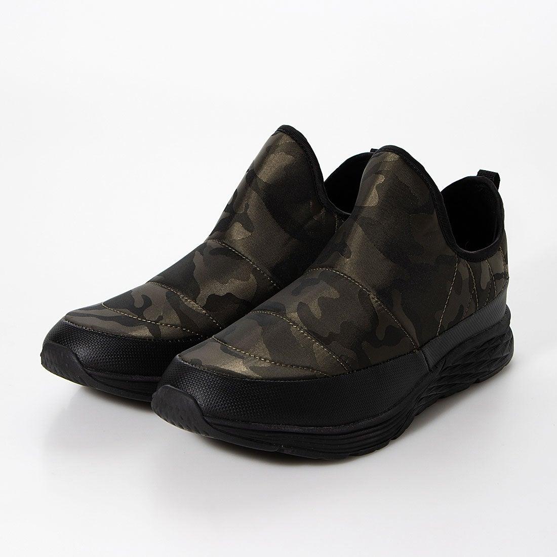 ロコンド 靴とファッションの通販サイトスタイルブロック STYLEBLOCK 難燃素材アウトドアシューズ (グリーンカモ)