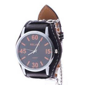 スタイルブロック STYLEBLOCK チェーン付きベルト腕時計