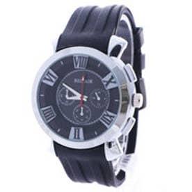 スタイルブロック STYLEBLOCK マルチカラーインデックス腕時計 (ブラック)