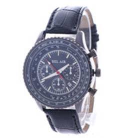 スタイルブロック STYLEBLOCK パイロット腕時計 (ブラックブラック)