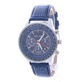 スタイルブロック STYLEBLOCK パイロット腕時計 (シルバーブルー)
