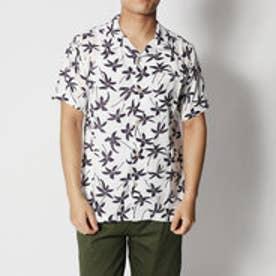 スタイルブロック STYLEBLOCK レーヨン100%半袖アロハシャツ (Cホワイト)