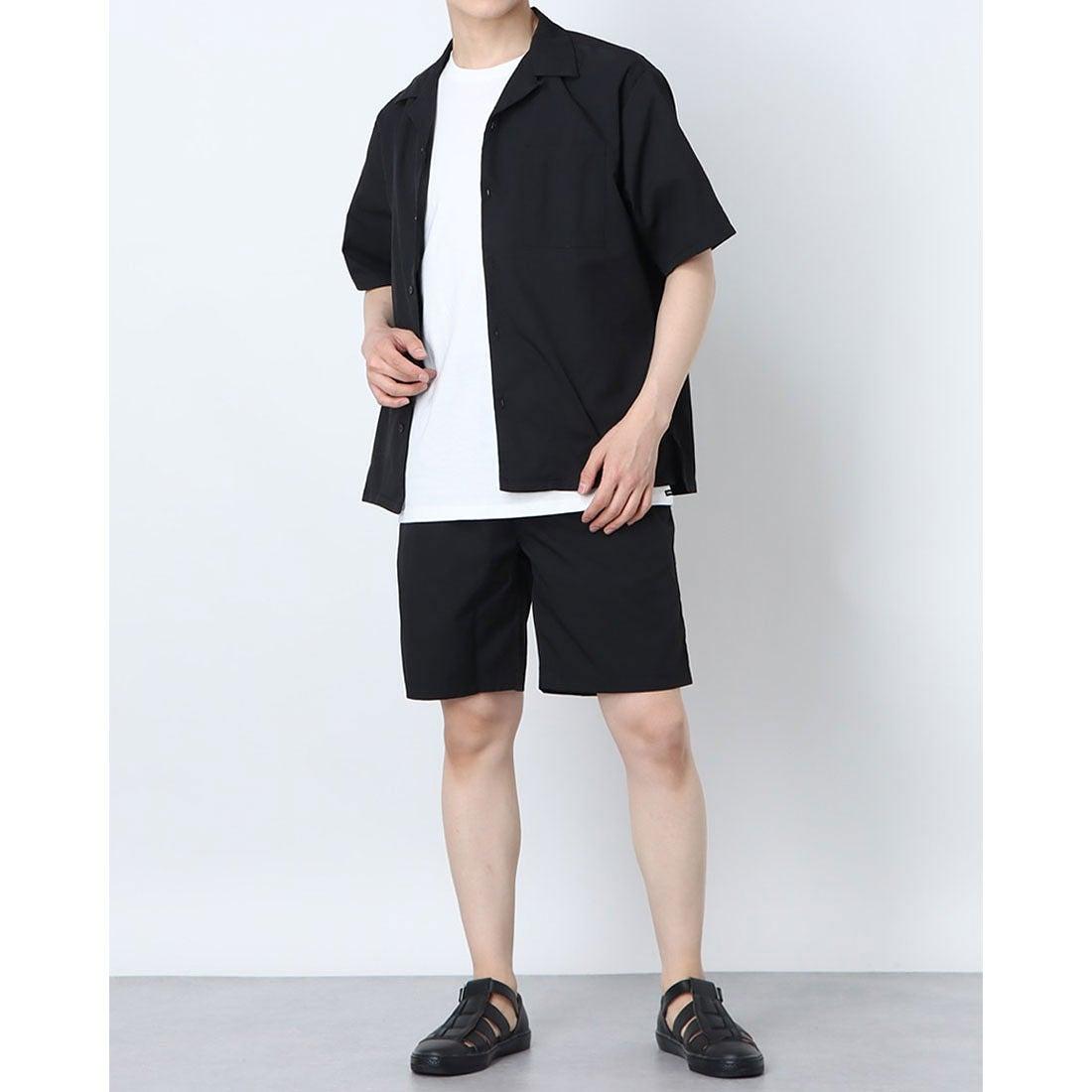 ロコンド 靴とファッションの通販サイトスタイルブロック STYLEBLOCK 3点セット半袖セットアップ (ブラック)