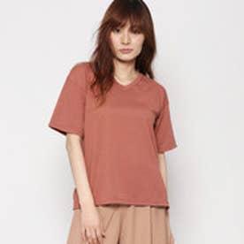 スタイルブロック STYLEBLOCK VネックTシャツ (オレンジ)