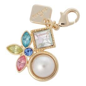 &シュエット Pearl fastener top(マルチカラー)