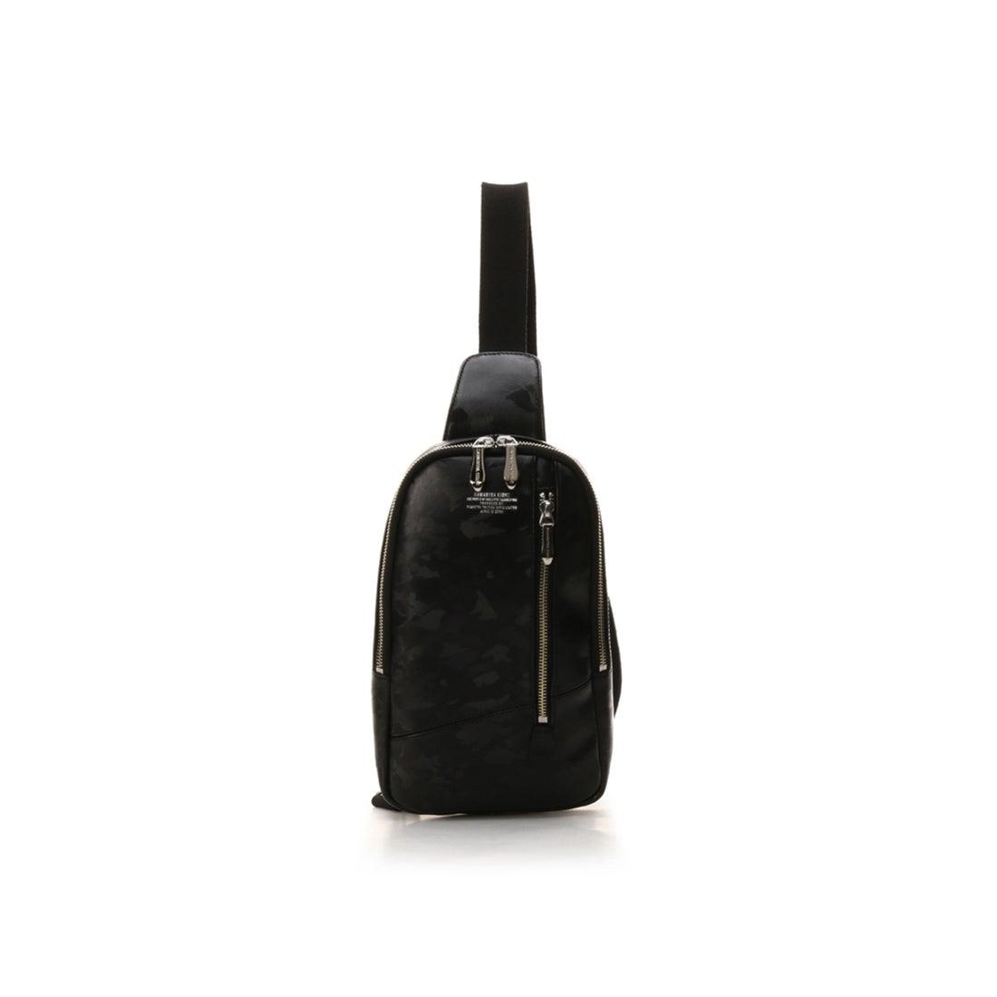 ロコンド 靴とファッションの通販サイトサマンサキングズカモフラレザーボディBAG(ブラック)