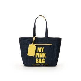 サマンサタバサ MY PINK BAG 小サイズ イエロー