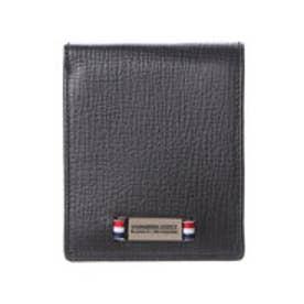 マスターキングズ リボンモチーフ折財布(ブラック)