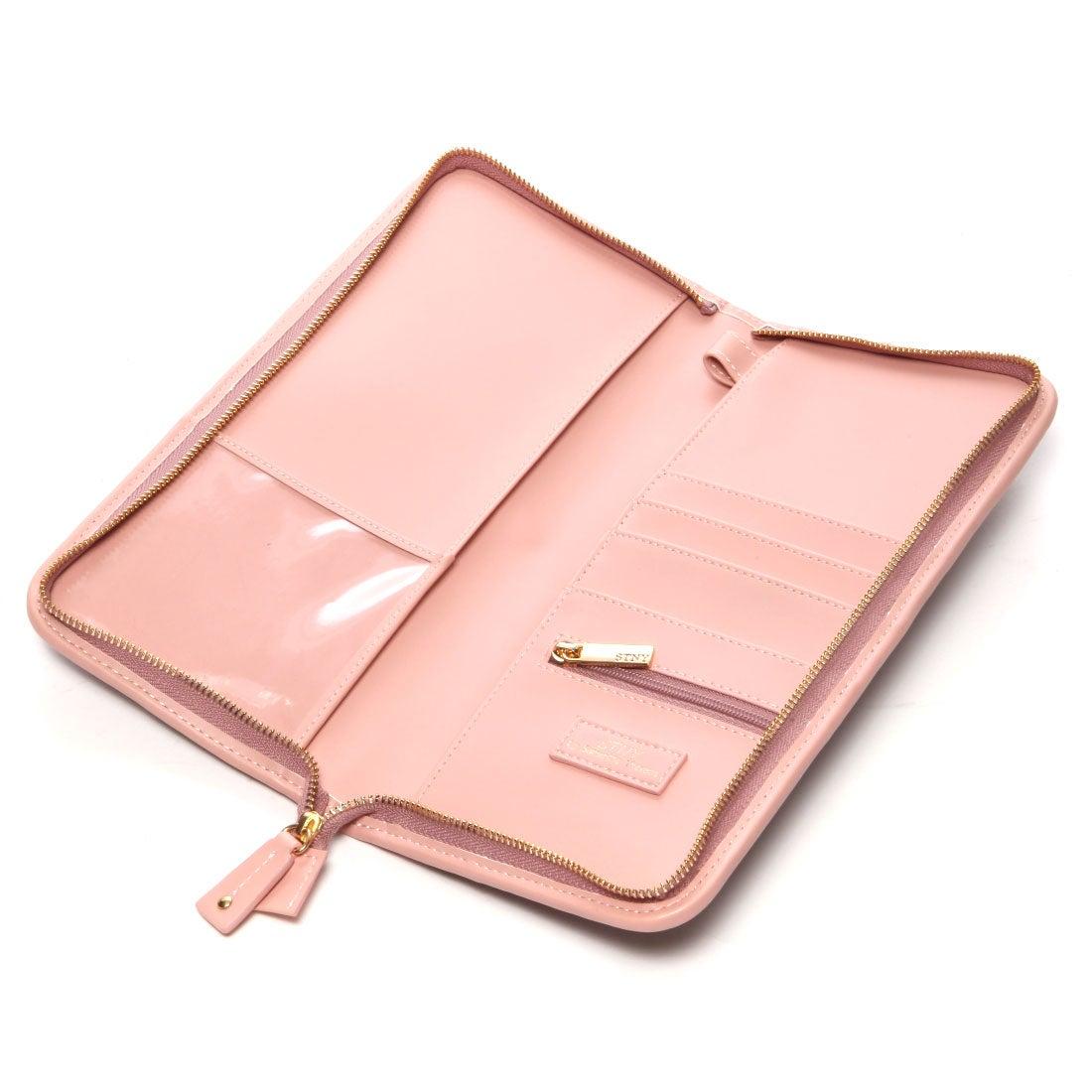 ピンクのパスポートケース その30