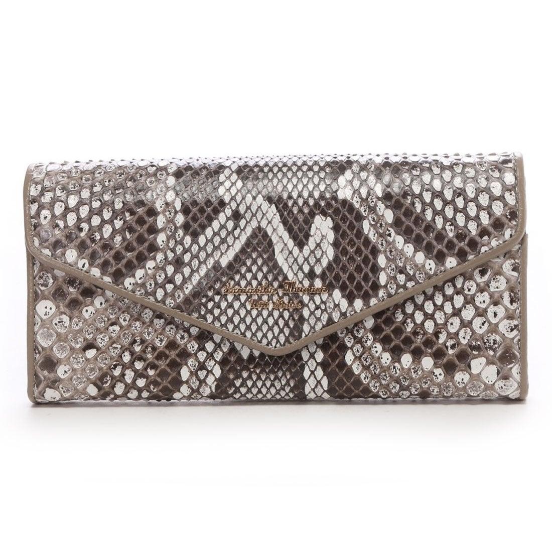 designer fashion 2fac1 4444f Samantha Thavasa サマンサタバサプチチョイス 1C パイソン ...