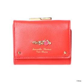 サマンサタバサプチチョイス ディズニーコレクション 白雪姫 ミニ財布(レッド)