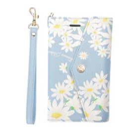 サマンサタバサデラックス デイジーiPhone 7ケース(ライトブルー)