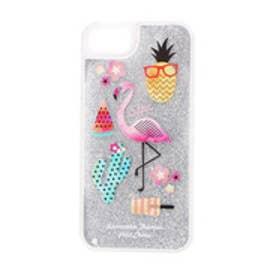 サマンサタバサプチチョイス メキシカンシリーズ iPhone 7 ケース プラスチックバージョン シルバー