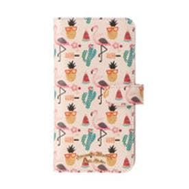 【雑誌掲載】サマンサタバサプチチョイス メキシカンシリーズ iPhoneケース 合皮バージョン(ホワイト)