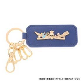 サマンサタバサプチチョイス ワンピースコラボシリーズ キーリング(ブルー(サンジ))