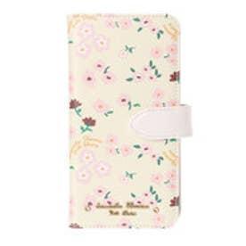 サマンサタバサプチチョイス フラワープリントシリーズ iPhone7Plusケース(ホワイト)
