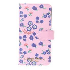 サマンサタバサプチチョイス フラワープリントシリーズ iPhone7Plusケース(ピンク)