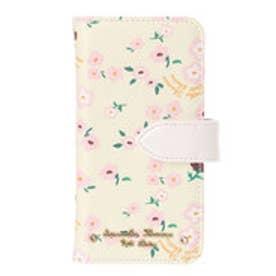 サマンサタバサプチチョイス フラワープリントシリーズ iPhone7ケース(ホワイト)