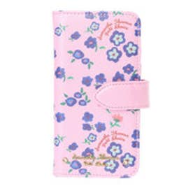 サマンサタバサプチチョイス フラワープリントシリーズ iPhone7ケース(ピンク)