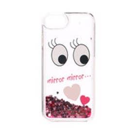 サマンサタバサプチチョイス アメイジングフェイスシリーズ キラキラバージョン iPhone7ケース(フューシャピンク)