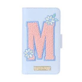 サマンサタバサプチチョイス イニシャルBOOK型iPhone7ケース M(ピンクベージュ)